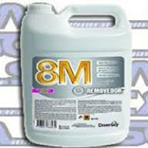8M Removedor De Cera bidón 5 litros