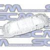 Barredor Royco X 80Cm Algodon Botones