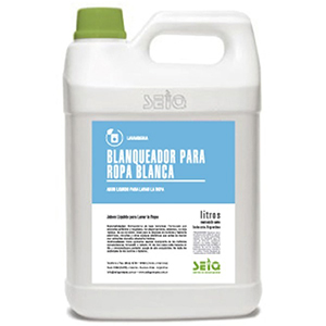 Imagen Blanqueador Ropa Blanca Seiq 5L