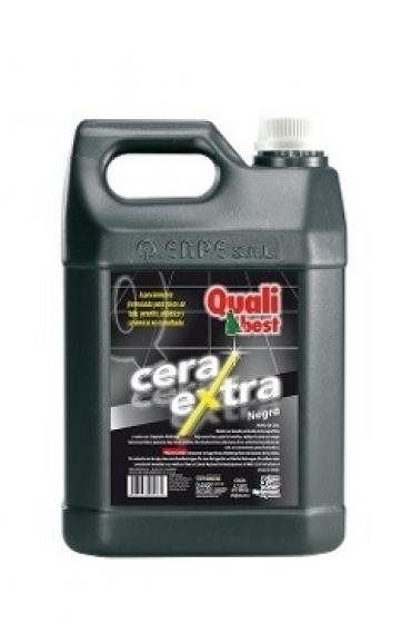 Cera Qualibest Extra Negra X5L