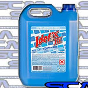 Cloro Idefix Simo 5 litros