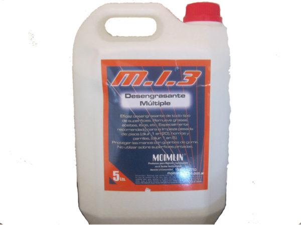 Desengrasante X 5L Mi3 Moimlin 2