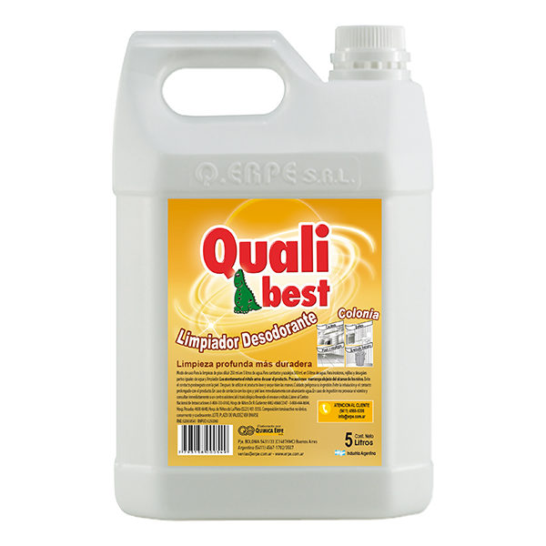 Desodorante X 5L Qualibest