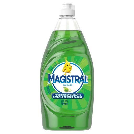 Detergente Magistral X 750Cc