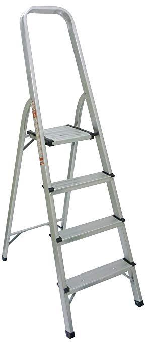 Escalera Aluminio Profesional 4 Esc