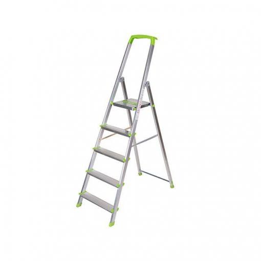 Escalera Aluminio Profesional 5 Esc