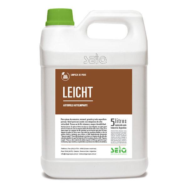 Leicht Tipo Echo Acondicionador X 5L
