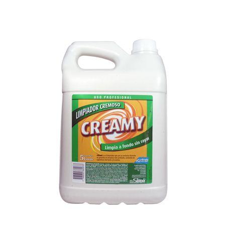 Limpiador Cremoso X 5L Creamy Simo