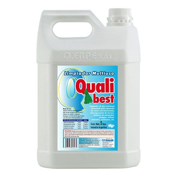 Limpiador Multiuso X 5L Qualibest