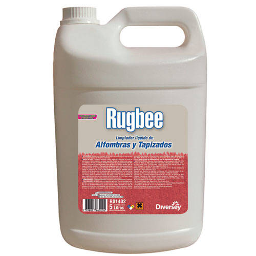 Limpialfombras Rugbee Liquido X 5L
