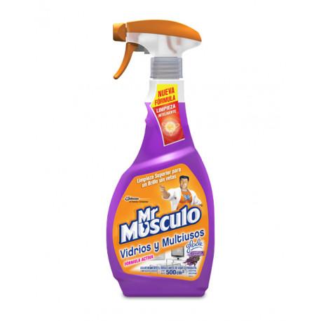 Mr Musculo Vidrios Y M.U. 500Cc Gatillo