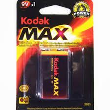 Pila Kodak Bateria 9 Volt Alcalina 300×300