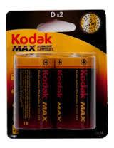 Pila Kodak D (Grande) X 2 Unidades 160×208