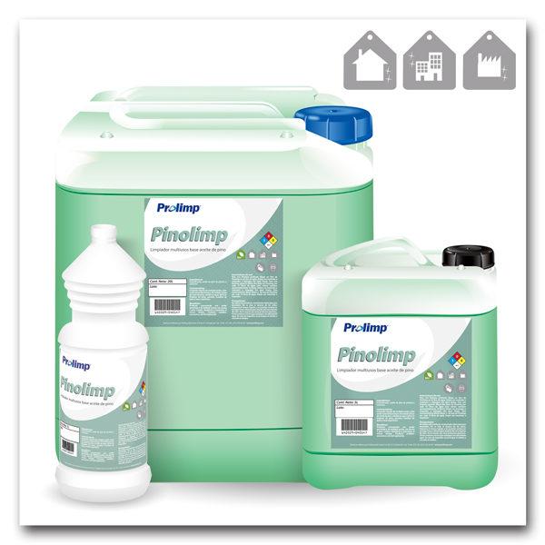 Pinolimp X 5L Desinfectante Conc. Pino