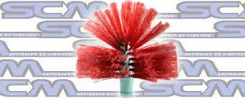 Plumero De Techo plastico redondo con rosca