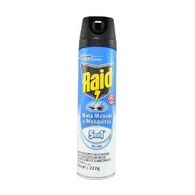 Raid Azul Insecticida Mmm X 360