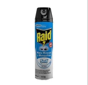 Raid Azul Mmm Sin Olor X 360Cc