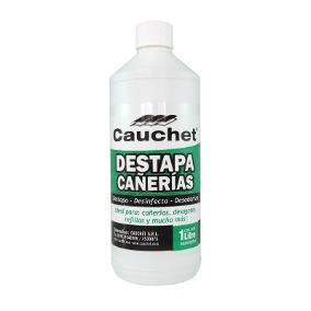 Soda Caustica Liquida X 1L Cauchet