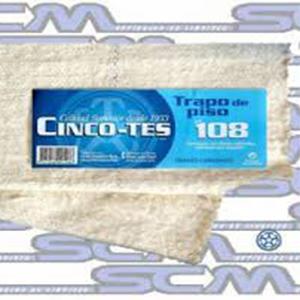 Trapo De Piso 5T 108 Gris