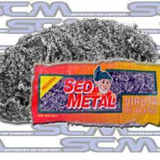 Viruta Gruesa Sed Metal X 330 Gr