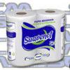 Papel Higienico Suavenol 400mts 6 rollos c/grande