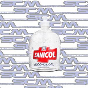 Imagen Alcohol En Gel SANICOL X 1 Litro Sanitizante