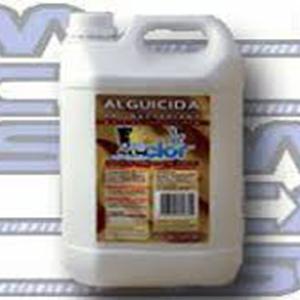 Alguicida de 5 litros Newclor
