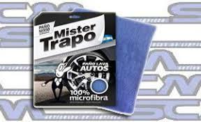 Microfibra Mister Lava Autos Envasado