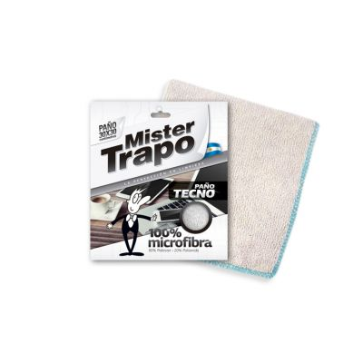 Microfibra Mister Tecnologia Envasado