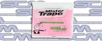 Microfibra Mister Trapo Multiareas