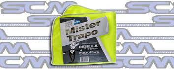 Microfibra Rejilla Mister Todo Uso Color Suelta
