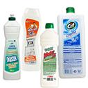Desengrasantes y limpiadores liquidos