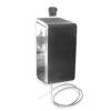Dispenser desodorizador goteo Acero