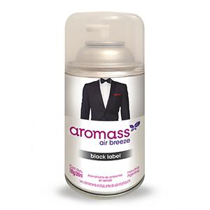 aromass aerosol black label