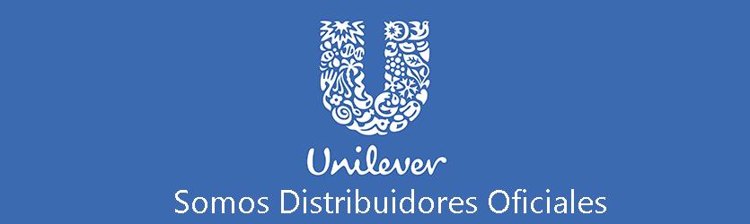 Somos distribuidores Unilever