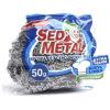 Esponja Plateada Sed Metal X 50G